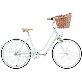 Creme Molly 3-speed Dames, pista polka